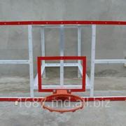 Щит баскетбольный фото