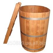 Купель для бани и сауны 800-1400-100 фото