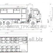 Автобус вахтовый НЕФАЗ-4208-0000110-30 фото