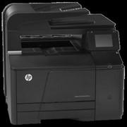 Принтер HP LaserJet Pro 200 MFP M276n (цветной) фото