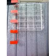 Стойки вешала, ПОСМ металлический, ценникодержатель, полочные и подвесные системы для торговых прилавков фото