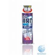 Спрей-освежитель воздуха ST Shoushuuriki для туалета c ароматом лаванды 330 мл. 4901070112289 фото