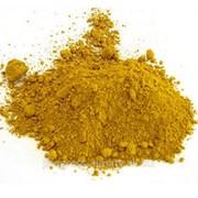Пигмент желтый (железо-окисный)