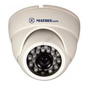 AHD Камера видеонаблюдение цв. вн. 2Mpx MT-DW1080AHD20 фото