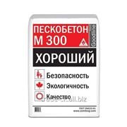 Сухая смесь М300 Хорошая Каменный Цветок мешок 35кг фото