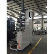 Флексографическая печатная машина, модель ZBS-320, UV 6 фото