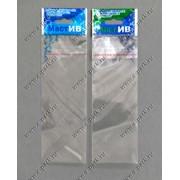 Пакет ВОРР с усиленным белым еврослотом с клапаном с клеющей лентой из-под еврослота 2+2 фото