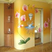 Роспись стен в Челябинске фото