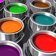 Промышленные лаки и краски фото