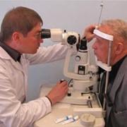 Диагностика зрения фото