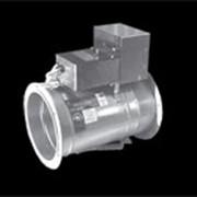 Клапан огнезадерживающий КЛОП 1 (60) круглого сечения фото