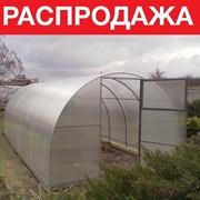 Парник с поликарбонатом АГРОСИЛА 3 на 8 (4,6 м.) фото