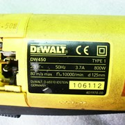 Ремонт электроинструмента DeWalt фото