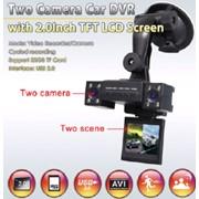 Видеорегистратор Dual-camera car dvr фото