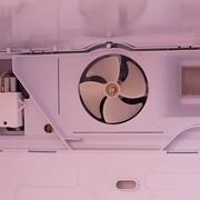 Замена вентилятора холодильника фото