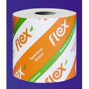 """Туалетная бумага """"Flex"""" на втулке фотография"""