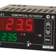 Измеритель-регулятор одноканальный с RS-485 ОВЕН ТРМ201 фото
