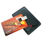 Флешка usb визитка (банковская карта) 009-004 фото