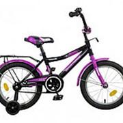 """Велосипед NOVATRACK 16"""" COSMIC черный 163COSMIC.BK5 фото"""
