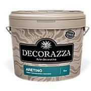 Aretino — Декоративная краска с перламутровым эффектом и добавлением мелкофракционного наполнителя. фото
