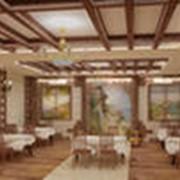 Дизайн интерьеров кафе фото