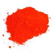 Пигмент железоокисный красный 130 (Китай) фото