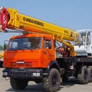 Аренда и услуги  автокрана в Алматы фото