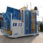 Мобильная блок-машина Sumab E-12 фото