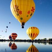 Zbor cu balon in Chisinau фото