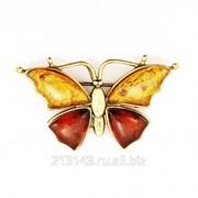 Брошь Бабочка фото