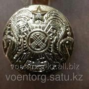 Маленькая пуговица, с гербом РК фото