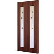 Двери складные из МДФ, тип С-17-2 фото