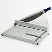 Резак ProfiOffice Cutstream HQ 560S, сабельный, А3, до 50л, с автоматическим прижимом фото