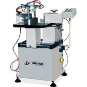 Фрезеровочный станок для обработки торцевых поверхностей алюминиевых и ПВХ дверей и окон LXD-200A фото