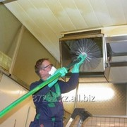 Очистка вентиляционных каналов фото