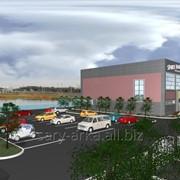 Строительство торгово разлекательных центров в Кызылорде фото