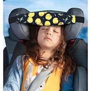 Фиксатор головы ребёнка в автокресле «Клювонос. Жёлтая черешня» фото