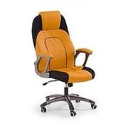 Кресло компьютерное Halmar VIPER (черно-оранжевый) фото