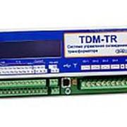 «TDM-TR» – система управления охлаждением силовых трансформаторов 110 кВ фото