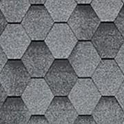 Мягкая кровля Kerabit коллекция K+ однотонная. Цвет серый фото