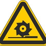 Знак предупреждающий Д21 фото