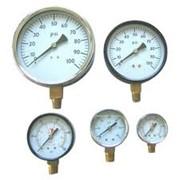 Манометры, вакуометры, мановакуометры, напоромеры фото