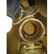 Прочистка канализации в Минске, устранение засоров. фото