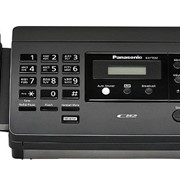 Факс Panasonic KX-FT502RUB (термобумага), опт фото