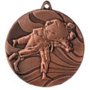 Медаль MMC2650 дзюдо фото