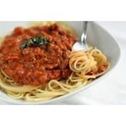 """Доставка вторых блюд - Спагетти """"Болоньез"""" (г) фото"""