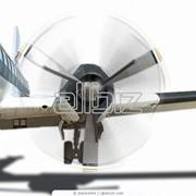 Самолеты транспортные винтовые фото