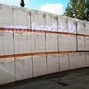 Блоки газосиликатные марки D500 с доставкой. фото