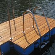 Поручни для бассейнов из нержавеющей стали фото