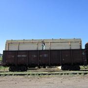 Услуги железнодорожного тупика, отправка, вагонов, в любом, направлении, по Казахстану фото